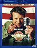 Good Morning, Vietnam (25th Anniversary Edition) [Blu-ray]  25th Anniversary Edition, 5th Anniversary Edition  Robin Williams(Actor),Forest Whitaker(Actor)