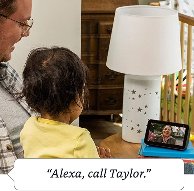 Echo Show 5 – stay connected and in touch with Alexa - Charcoal  byAmazon