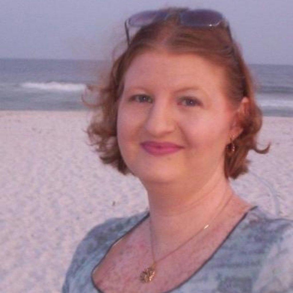 Before a stroke on the beautiful beaches of tge Florida, Alabama Gulf Coast.
