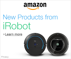 Shop Amazon - New Products from iRobot