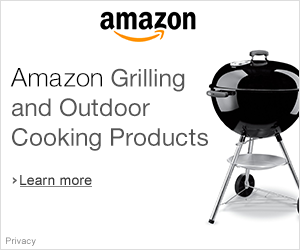Shop Amazon - Grilling and Outdoor Cooking Products