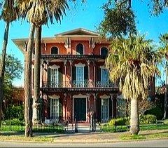 Ashton Villa, where General Order No. 3 was read on June 19, 1865