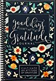 Good Days Start With Gratitude: A 52 Week Guide To Cultivate An Attitude Of Gratitude: Gratitude Journal Spiral-bound – September 16, 2017  by Pretty Simple Press (Author)