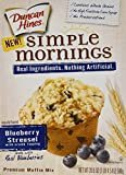 Duncan Hines Simple Mornings Muffin Mix - Blueberry Streusel - 20.5 oz - 2 Pack  byDuncan Hines