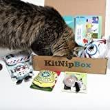 KitNipBox - Monthly Cat Subscription Box of Cat Toys, Treats and Goodies: Multi-Cat  byKitnipBox
