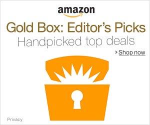 Shop Amazon Gold Box - New Deals. Everyday