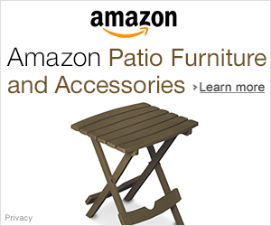 Shop Amazon - Patio Furniture and Accessories