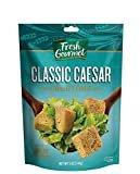 Fresh Gourmet Premium Croutons, Classic Caesar, 5 Ounce (Pack of 6)  byFresh Gourmet