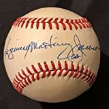 Reggie Reginald Martinez Jackson OAL Baseball PSA/DNA Signed Auto A's Yankees  by Scottsdale Cards
