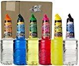 Finest Call Premium Bar Essentials Drink Mixes Variety, 1 Liter Bottles (33.8 Fl Oz), Pack of 6 Flavors  byFinest Call