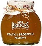 Mrs Bridges Peach and Prosecco Preserve, 12-Ounce  byMrs Bridges