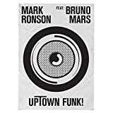 Uptown Funk (Radio Edit)  Mark Ronson feat. Bruno Mars  From the Album Uptown Funk (Radio Edit)