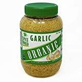 Spice World, ORGANIC GARLIC - LARGE Container - 32 OZ  bySpice World