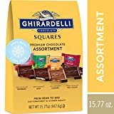 Ghirardelli Assorted Squares XL Bag, 15.77 Ounce  by Ghirardelli