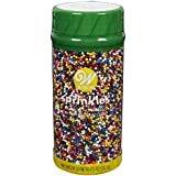 Wilton 710-4065 Rainbow Nonpareils Food Decorative, 7.5-Ounce  byWilton