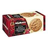 Walkers White Chocolate & Raspberry Cookies - 5.3 oz  byWalkers