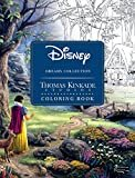 Disney Dreams Collection Thomas Kinkade Studios Coloring BookPaperback – September 19, 2017  byThomas Kinkade(Author)