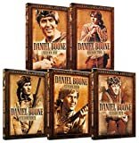 Daniel Boone (Season 1 - 5) (Collector's Edition)  Fess Parker (Actor), Patricia Blair (Actor), & 2 more  Rated:    NR     Format: DVD