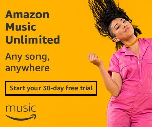 Try Amazon Music Unlimited Free Trial