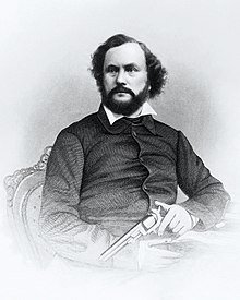 Samuel Colt - Manufacturer - (July 19, 1814 - January 10, 1862)