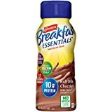 Carnation Breakfast Essentials Ready-to-Drink, Rich Milk Chocolate, 8 Ounce Bottle (Pack of 24)  byNestle Coffee mate