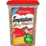 Whiskas Temptations Mixups Treats for Cats - Backyard Cookout (Pack of 2)  byWhiskas