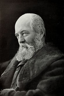Frederick Law Olmsted - (April 26, 1822 - August 28, 1903)